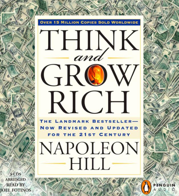 top 5 books for aspiring entrepreneurs